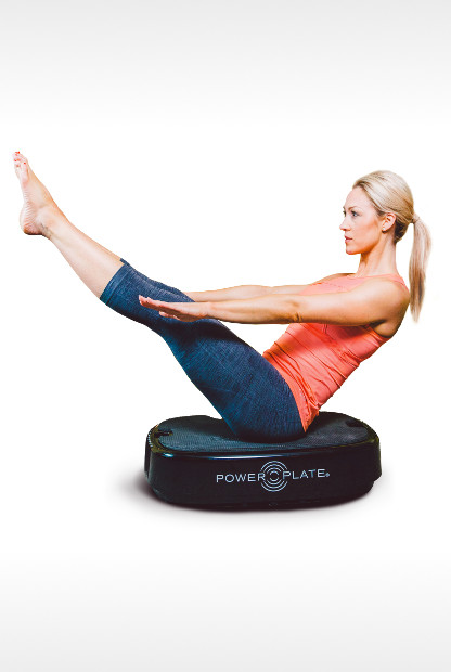 powerplate mobile professionnelle