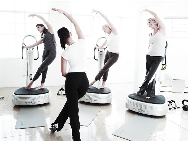 Formation avancée perfectionnement power plate
