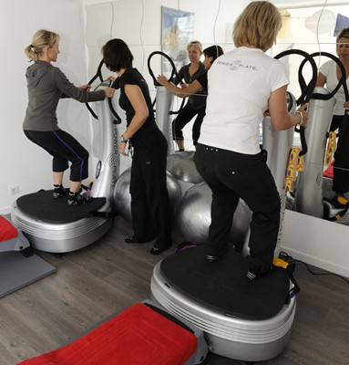 Coaching power plate verneuil sur seine