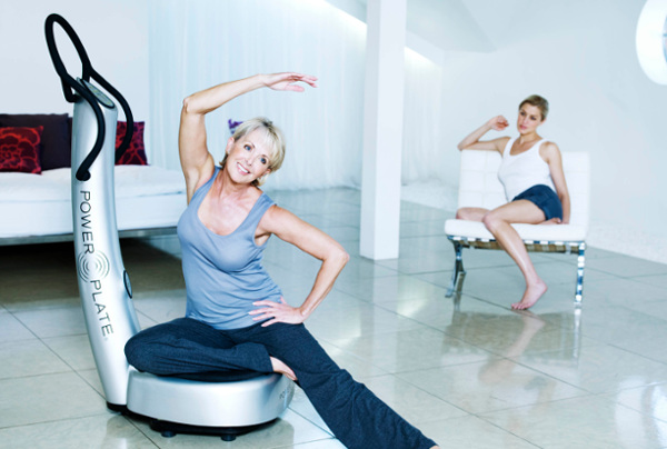 power plate my5 personnelle