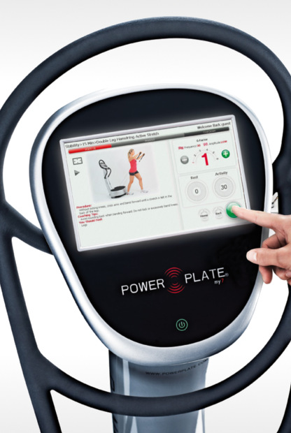 ecran power plate my7 semi pro