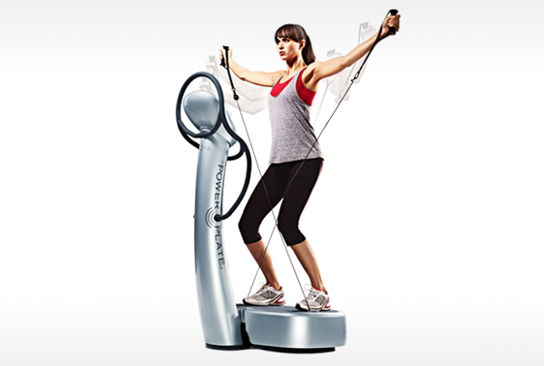 powerplate my7 semi pro femme