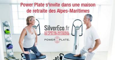 Power plate s invite dans une maison de retraite des alpes - Acheter une chambre dans une maison de retraite ...